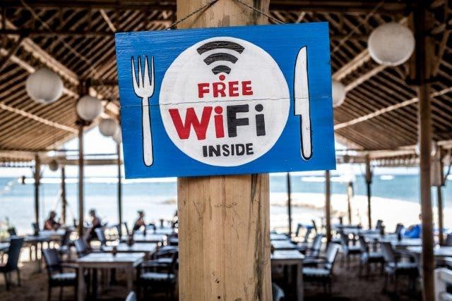 WiFi広告