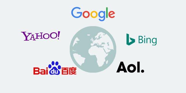 海外の検索エンジン