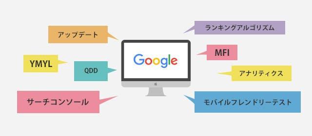 Googleの公式情報を把握しよう